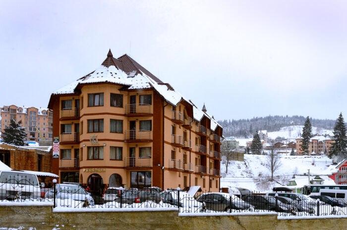calefacción aire caliente hotel